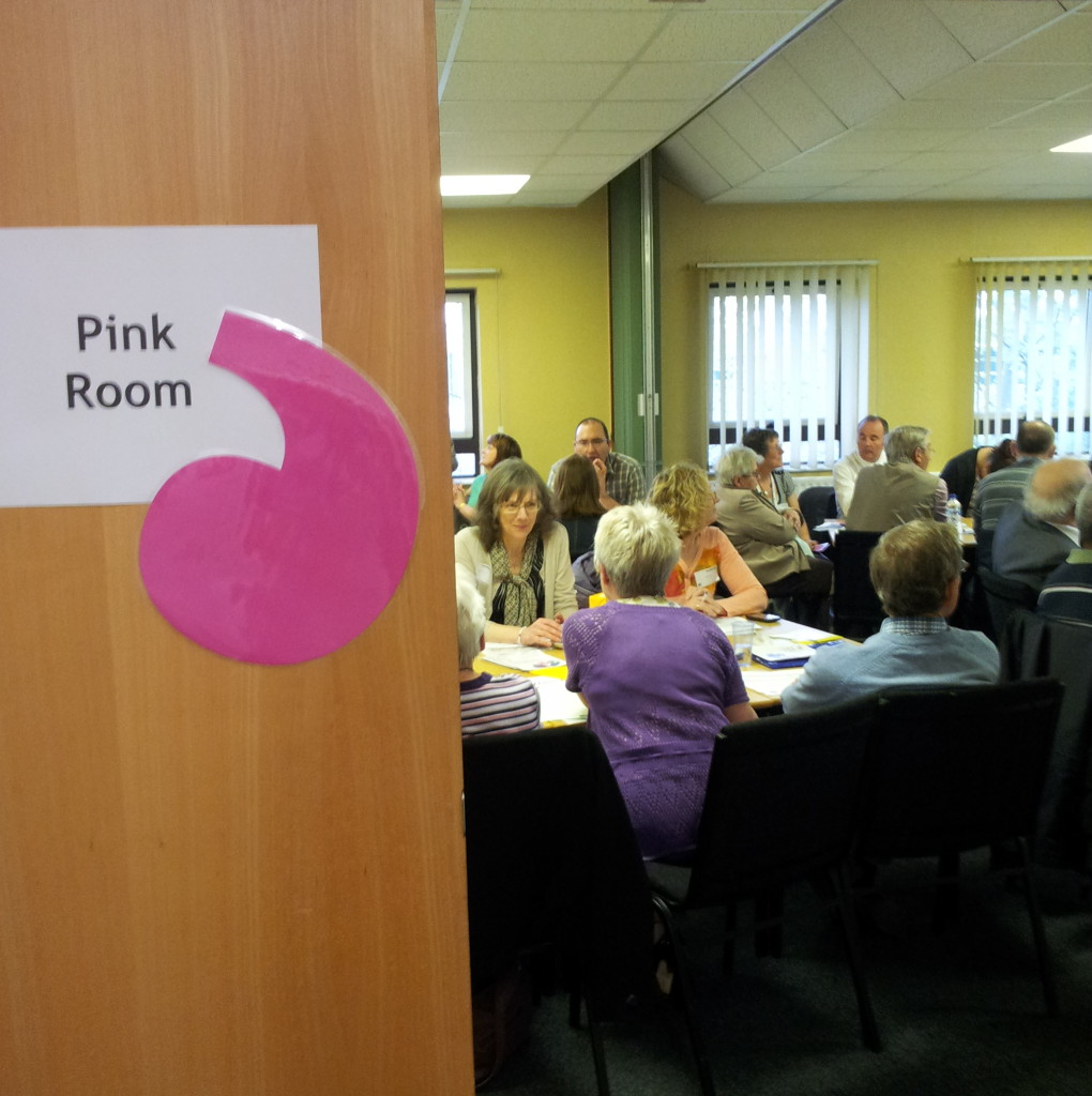 How can we work together to build the best Healthwatch?