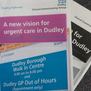 Urgent care consultation