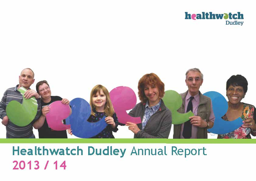 Annual report 2013-14 Cover